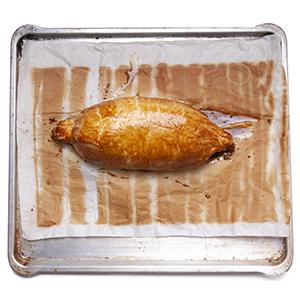 Wellington net uit de oven