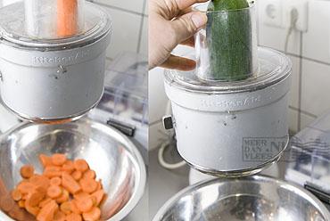 Recept groenteterrine