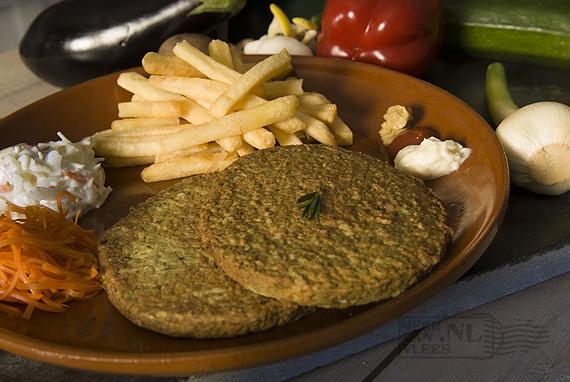 Kip-broccoliburger Meat Your veggies
