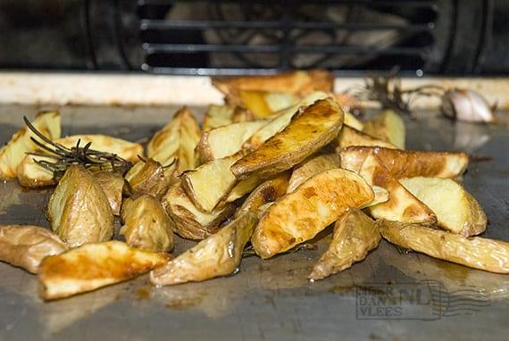 Aardappel uit de oven op zijn Italiaans – patate al forno