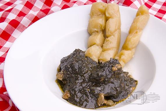 Mbongo tchobi (tjobi)