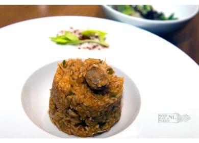 Jambalaya chicken