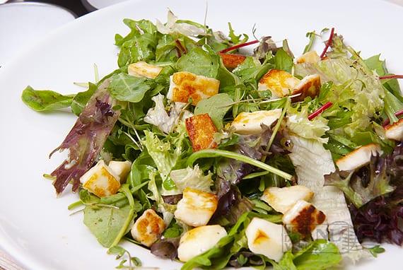 Salade tiède Cypriote