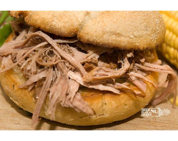 Real Texas Pulled Pork uit de oven