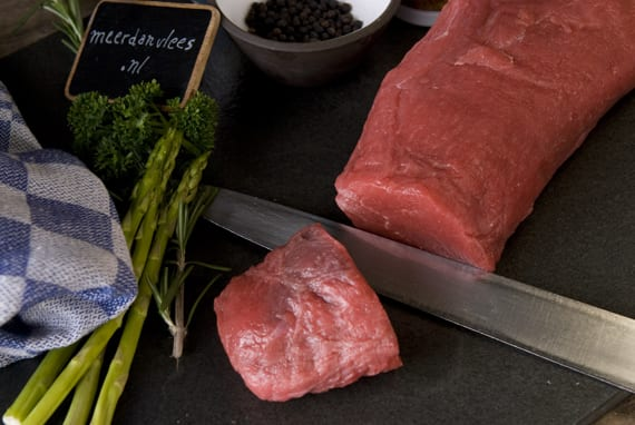 Chateaubriand met marchand-de-vin-saus
