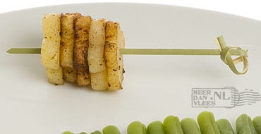 aardappelbrochette