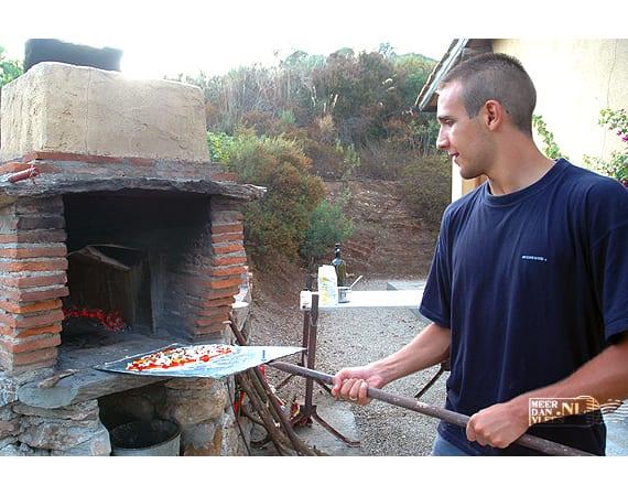 Romeins pizzadeeg