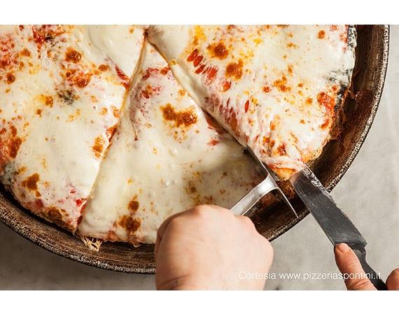 Milanees pizzadeeg (ook geschikt om focaccia mee te maken)