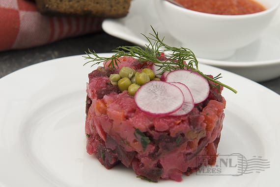 Salade vinegret (салат винегрет)