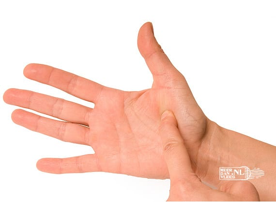 Finger test
