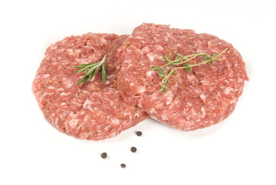 Bereidingsadvies Beefburger