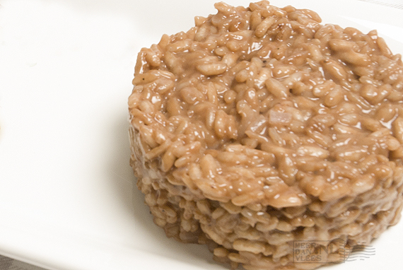 Risotto met cacao