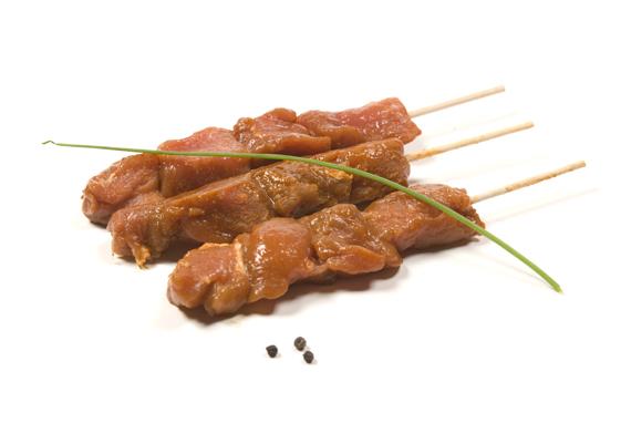 Andalusische stoofschotel met rollade van varkensnek