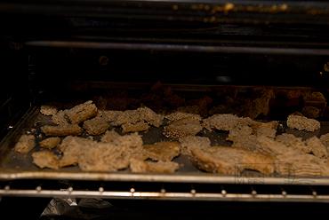 Ibéricofilet uit de oven