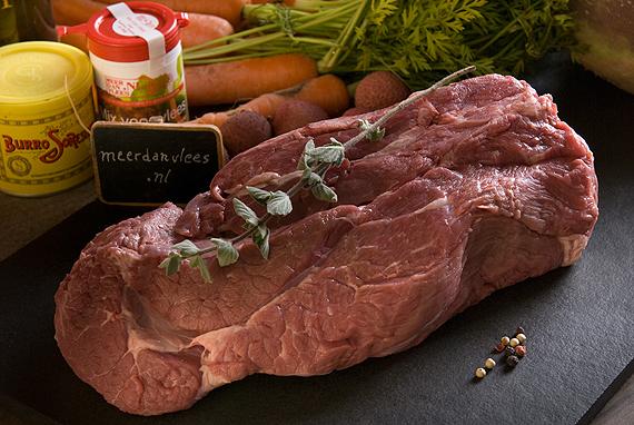 Kalfsonderrib / Chuck roast