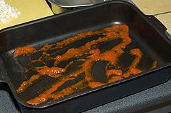 Lasagne uit de oven