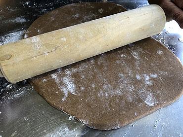 Lebkuchen (Ginger bread)