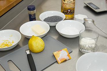 Mohnkranzerl - Paasbroodjes met maanzaad