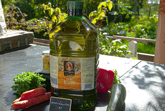 Olio di sansa di oliva