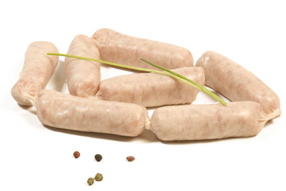 Vegetarische braadworst Schouten