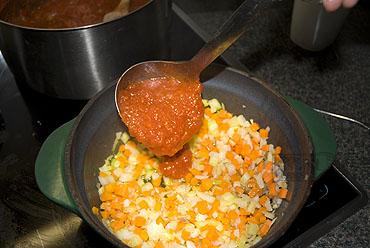 Pasta e fagioli - pasta met bonen