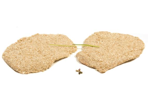 Gnocchi met crème van guanciale en radicchio