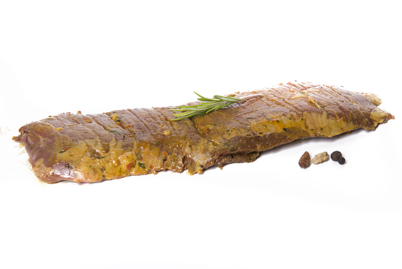 Skirt Steak Indian Mystery