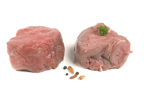 Zelf gedraaid hamburgervlees