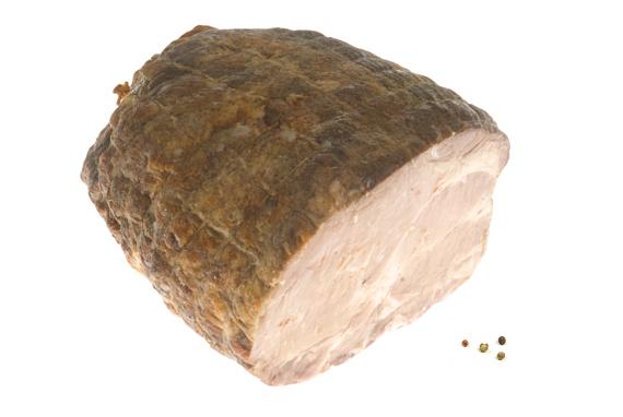 Varkensnekrollade gebraden HALF