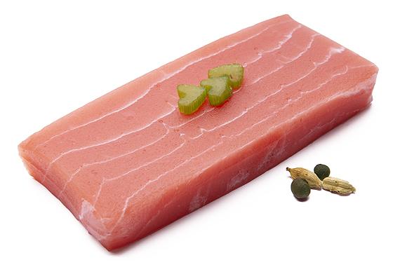 Vegan tonijn sashimi