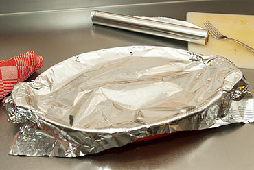 Witlof uit de oven met lardo
