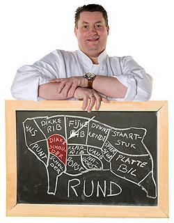 Beef cuts NL dikke schouder