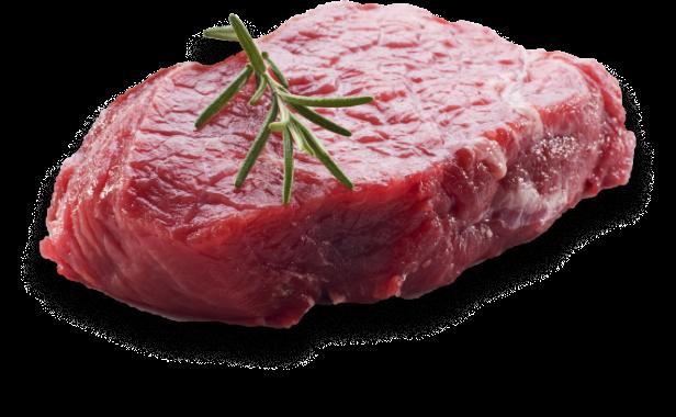 Ons vlees komt van het beste vee uit de beste streken van de wereld.
