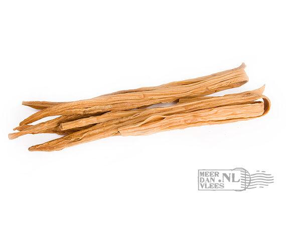 Har-gou, een gestoomde dimsum met garnalen