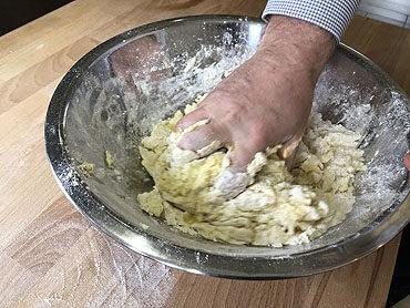 Aardappelgnocchi