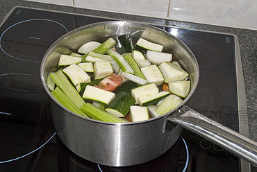 Brodo vegetale (groentenbouillon)