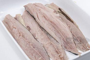 Gemarineerde makreelfilets
