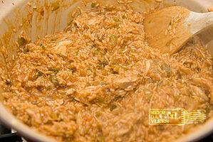 Jambalaya Chicken (Kip Jambalaya)