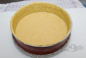 Torta rustica (hartige Italiaanse taart) met ricotta en spinazie