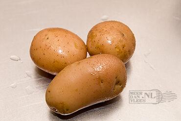 Scandinavische aardappelsalade