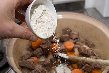 Bœuf bourguignon