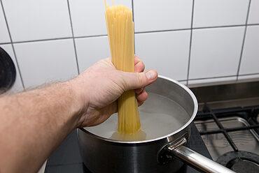 Spaghetti met pesto Genovese