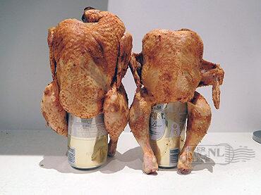 Beercan chicken