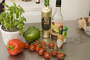 Andalusische gazpacho – koude zomersoep