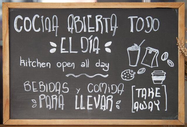 Lekker Spaans gevoel...